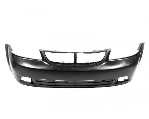 Бампер передний без отверстия под катафот Daewoo Nubira/Chevrolet Lacetti 05-08, Avg