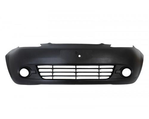 Бампер передний с отверстиями для противотуманных фар Chevrolet Matiz/Spark 05-07, TYG