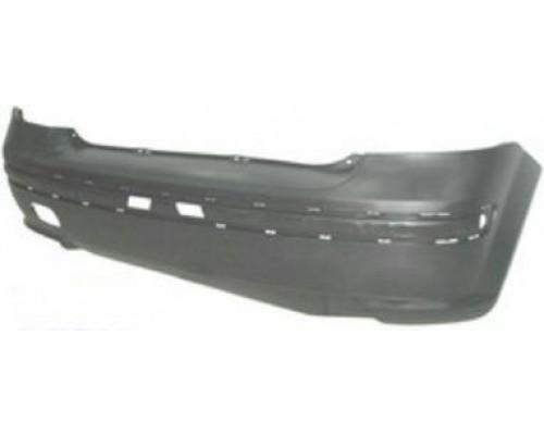 Бампер задний с отверстием фонаря Hyundai Getz 03-, TYG