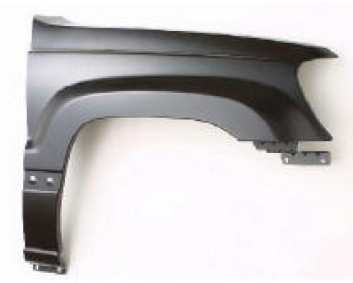 Крыло переднее правое Jeep Grand Cherokee 99-04, TYG