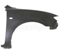 Крыло переднее правое с отверстием п/п Мазда 3 04- седан, Kapars