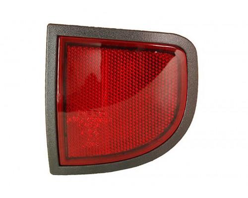Светоотражатель заднего бампер правый Mitsubishi L200 / TRITON 05-09, Depo