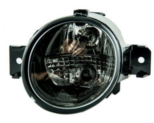 Фара противотуманная правая Nissan Teana 13- С DRL ход огни , Depo