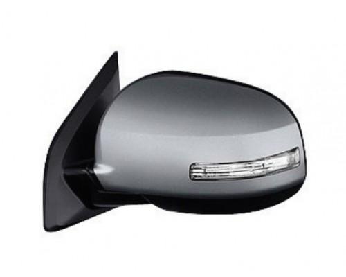 Зеркало в сборе лев электрическое с подогр, грунт, выпукл, указ поворота Peugeot 4008, Citroen C4 Aircross 12-. Patron