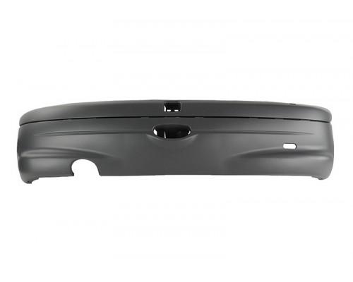 Бампер задний Peugeot 206 98-06, Eurobump
