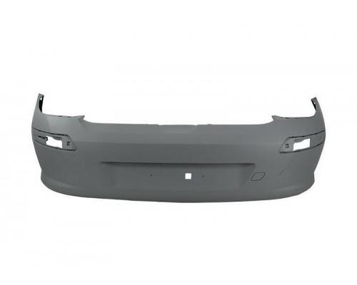 Бампер задний серый Peugeot 308 07-, TYG