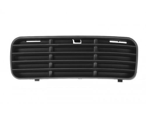 Решетка бампера левая без отверстия птф Volkswagen Polo 95-99, TYG